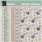 Winter Wishes Paper Pack 1