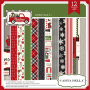 Christmas Delivery Paper Pack #1