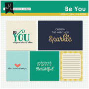 Be You Journal Cards