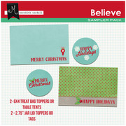 Believe Sampler