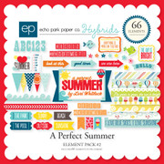 A Perfect Summer Element Pack #2