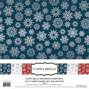 Let it Snow Foil Collection Kit