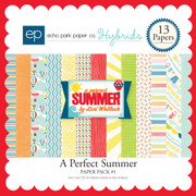 A Perfect Summer Paper Pack #1