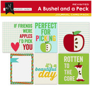 A Bushel and a Peck Cards