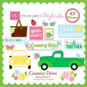 Country Drive Element Pack #1