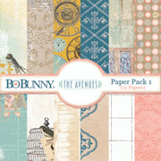 The Avenues Paper Pack 1