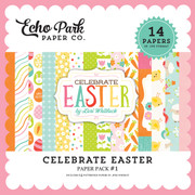 Celebrate Easter Paper Pack #1