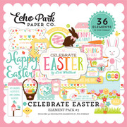 Celebrate Easter Element Pack #2
