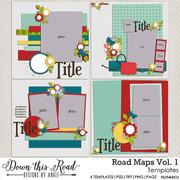 Road Maps Vol. 1 Templates