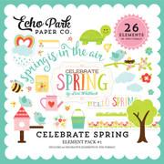 Celebrate Spring Element Pack #1