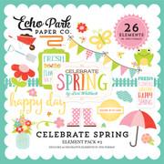Celebrate Spring Element Pack #2