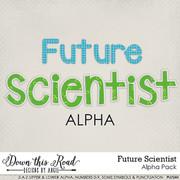 Future Scientist Alpha Pack