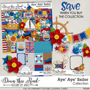 Aye' Aye' Sailor Collection