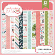 Rock-a-Bye Girl Paper Pack