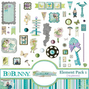 Enchanted Garden Element Pack 1