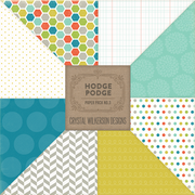 Hodge Podge - Paper Pack #3