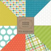 Hodge Podge - Paper Pack #1