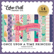 Once Upon a Time Princess Paper Pack #1