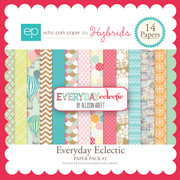 Everyday Eclectic Paper Pack #2