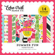 Summer Fun Paper Pack #1