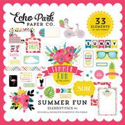 Summer Fun Element Pack #1