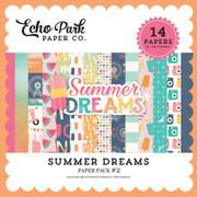Summer Dreams Paper Pack #2