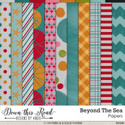 Beyond The Sea Paper Pack