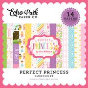 Perfect Princess Paper Pack #1