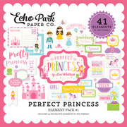 Perfect Princess Element Pack #1