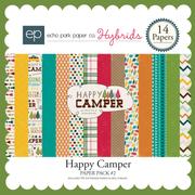 Happy Camper Paper Pack #2