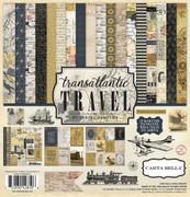 Transatlantic Travel Collection Kit