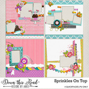 Sprinkles On Top Quickpages