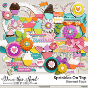 Sprinkles On Top Element Pack