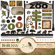 Zoology Element Pack 1