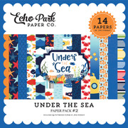 Under the Sea Paper Pack #2