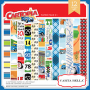Cartopia Paper Pack #2