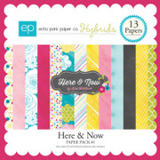 Here & Now Paper Pack #1