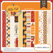 Hello Fall Paper Pack #1