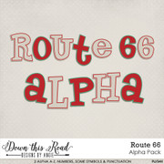 Route 66 Alpha Pack