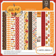 Hello Fall Paper Pack #2