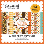 A Perfect Autumn Paper Pack #1