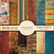 Weekend Market Paper Pack 2
