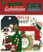 'Twas the Night Before Christmas Frames & Tags Ephemera