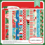 A Very Merry Christmas Paper Pack #1