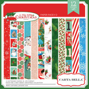 A Very Merry Christmas Paper Pack #2