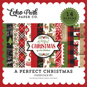 A Perfect Christmas Paper Pack #1