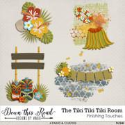 The Tiki Tiki Tiki Room Finishing Touches