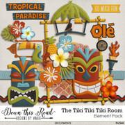 The Tiki Tiki Tiki Room Element Pack