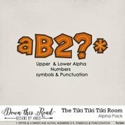 The Tiki Tiki Tiki Room Alpha Pack