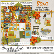 The Tiki Tiki Tiki Room Collection